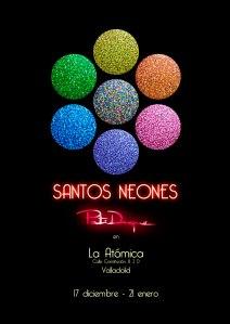 cartel-expo-santos-neones